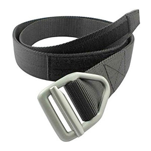 Last Chance Heavy Duty Belt Black, Bison Designs