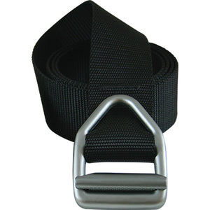 Last Chance Light Duty Belt (Black), Bison