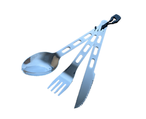 Stainless Steel Cutlery 3 piece set, GSI