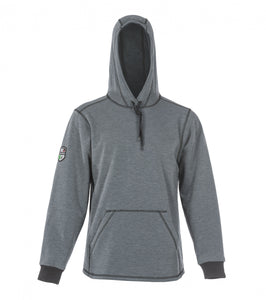 Elements Cyclone Pull-Over Hoodie (Grey), DragonWear