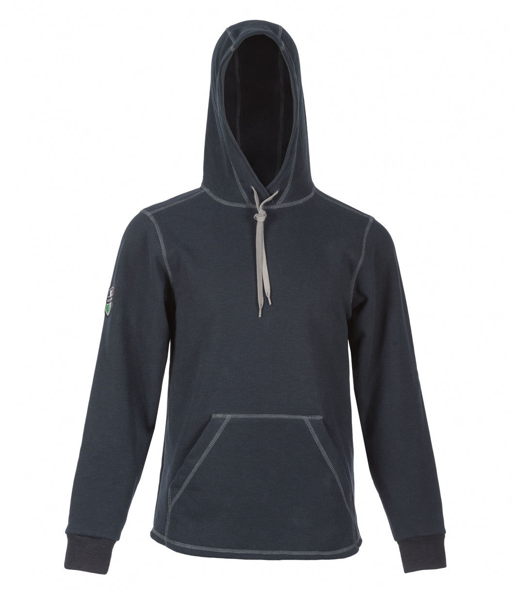 Elements Cyclone Pull-Over Hoodie (Navy), DragonWear