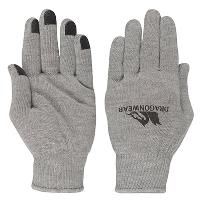 Squall II FR Glove Liners (Grey), True North