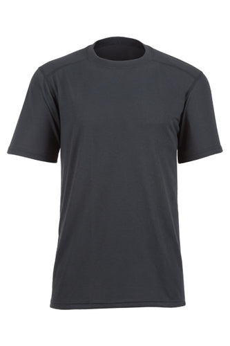Pro Dry 5.4 oz Short Sleeve Shirt (Navy), DragonWear