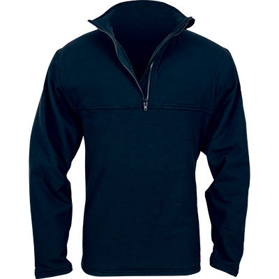 Elements Dual Hazard FR Sweatshirt (Navy), DragonWear