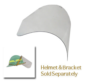 8 inch Polycarbonate Face Shield, Bullard