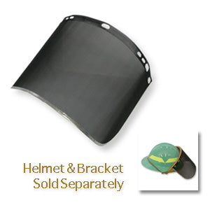 8 inch Mesh Face Shield, Bullard