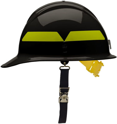 Cap Helmet with Pin Lock Suspension, Bullard