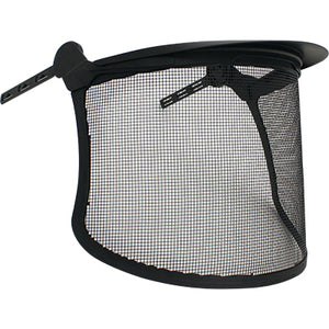 Mesh Face Shield with Visor, Howard Leight