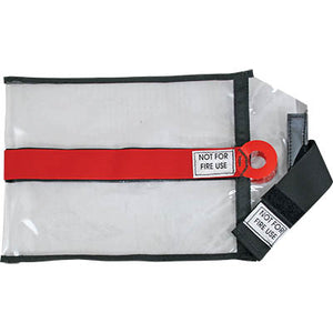 Practice Fire Shelter Poly Bag- Replacement (New Generation), Anchor Industries