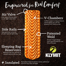 Klymit Static V Ultralight Sleep Mat Details