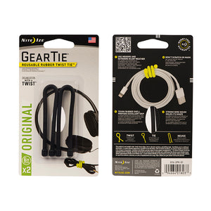 Gear Ties (2 pack), Nite Ize