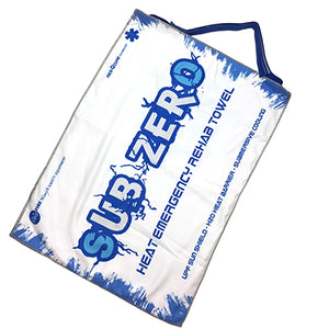 SubZero Emergency Rehab Towel, Fire Ninja