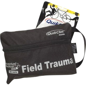 Trauma Kit -Tactical Field w/ Quick Clot, Adventure Medical