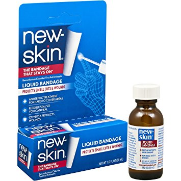 New Skin Liquid Bandage (0.3 OZ), New Skin