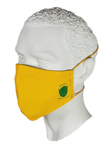 FR Face Mask, Green Buffalow