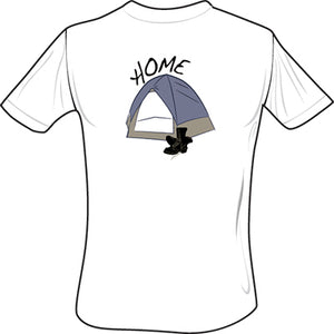 Home T-Shirt (White)