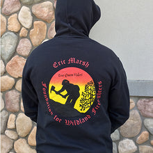 Eric Marsh Foundation Hoodie (Black)