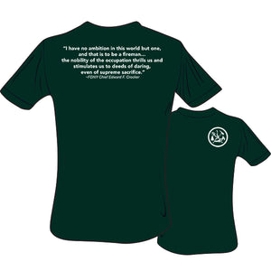 Ambition T-Shirt, Wildland (Forest Green), The Supply Cache
