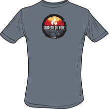 Student of Fire T-Shirt (Charcoal), The Supply Cache