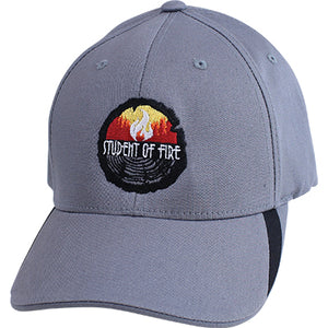 Student of Fire Flexfit Cap (Grey), The Supply Cache