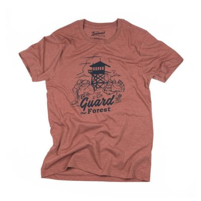 Guard Our Forest T-Shirt, The Landmark Project