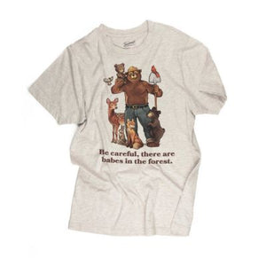Babes in the Forest Youth T-Shirt, The Landmark Project