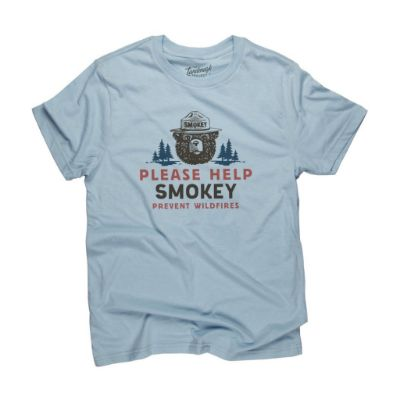 Please Help Smokey T-Shirt, The Landmark Project