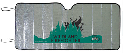 TSC's Sunshade- Wildland Firefighter XL Accordion Sunshade