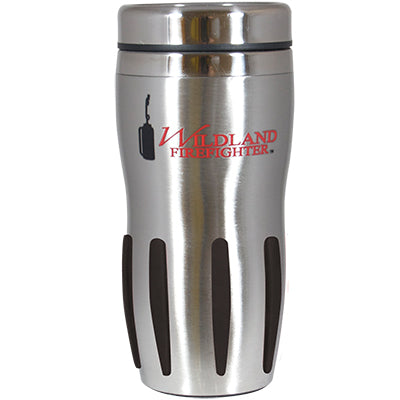 Wildland Firefighter Travel Mug (16 oz) Stainless Steel, TSC