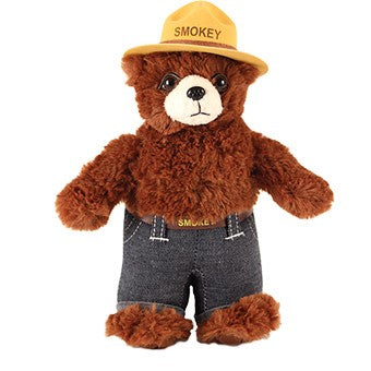 Smokey Bear Plush (8 IN), Education Outdoors