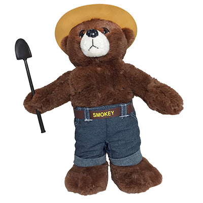 Smokey Bear Plush (12 IN), Education Outdoors
