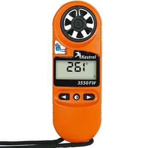 Kestrel 3550 Fire Weather with Bluetooth Link