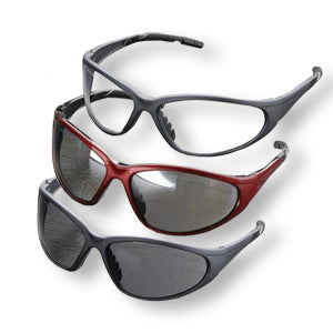 XTS Alien Safety Glasses- Polycarbonate Lenses, Elvex