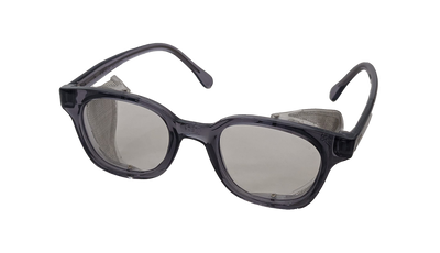 Traditional Safety Glasses Anti-fog Lens, Bouton