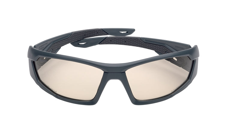 Bolle Mercuro Safety Glasses in CSP lens -FRONT