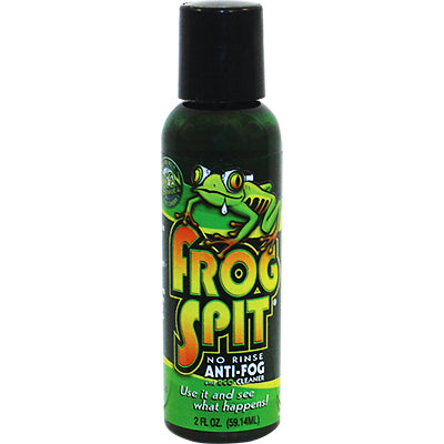 Anti Fog Treatment (2 oz Bottle), Frog Spit