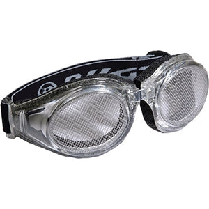 Bugz Steel Mesh Safety Goggles, Sight Shield