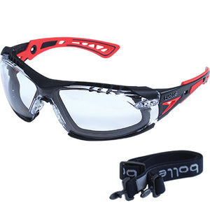 Rush Plus Safety Glasses, Bolle