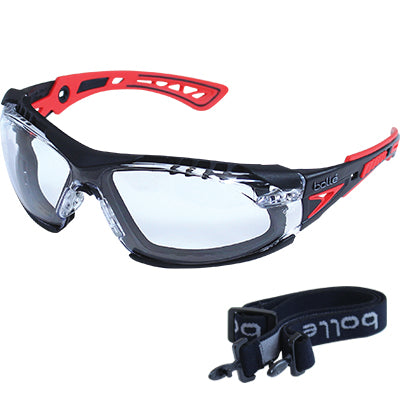 1a9607a1db Rush Plus Safety Glasses