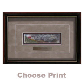 Framed Card Prints (Individual), James Reed