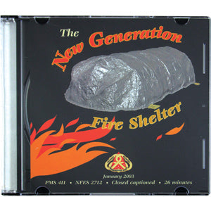 DVD-- New Generation Fire Shelter (NFES 002712)