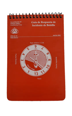 Spanish Incident Response Pocket Guide Handbook (NFES 001514)