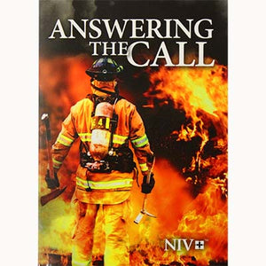 Answering The Call NIV Bible – supplycache com
