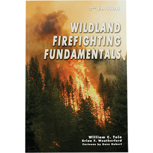 Wildland Firefighting Fundamentals Book, 2nd edition