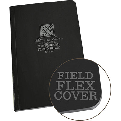 Field Flex Standard Notebook(4 5/8 x 7 1/4) Rite in the Rain