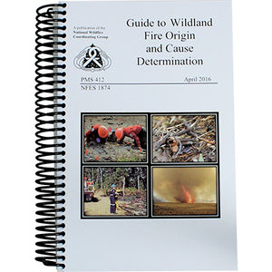 Wildfire Cause & Determination --Handbook (NFES 001874)