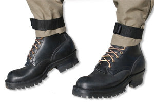 Velcro Boot Bands, The Supply Cache