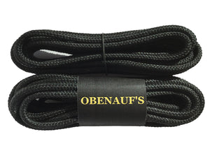 "Nylon  Laces 108"" Coated (Pair), Obenauf's"