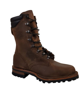 C295H Fire Hybrid Boot (Distressed Brown), White's