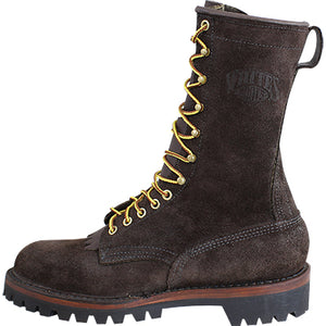 "Centennial NW C210NWV Wildfire Boot -Brown (10"" Upper), White's"